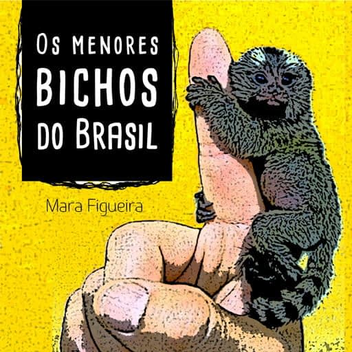 Os menores bichos do Brasil: apresentação do livro